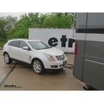 Blue Ox Base Plate Kit Installation - 2013 Cadillac SRX