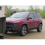 Blue Ox Base Plate Kit Installation - 2014 Jeep Cherokee