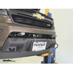 Blue Ox Base Plate Kit Installation - 2015 Chevrolet Colorado