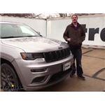 Blue Ox Base Plate Kit Installation - 2018 Jeep Grand Cherokee