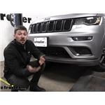 Blue Ox Base Plate Kit Installation - 2019 Jeep Grand Cherokee