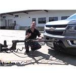 Blue Ox Base Plate Kit Installation - 2020 Chevrolet Colorado