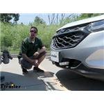 Blue Ox Base Plate Kit Installation - 2020 Chevrolet Equinox