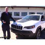Blue Ox Base Plate Kit Installation - 2020 Jeep Cherokee