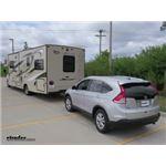 Blue Ox Patriot Proportional Braking System Installation - 2012 Honda CR-V