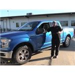 Blue Ox Patriot 3 Radio Frequency Portable Braking System Installation - 2015 Ford F-150