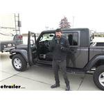 Blue Ox Patriot 3 Radio Frequency Portable Braking System Installation - 2021 Jeep Gladiator