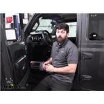 Blue Ox Patriot 3 Radio Frequency Portable Braking System Installation - 2020 Jeep Gladiator