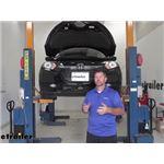 Blue Ox Tow Bar Wiring Kit Installation - 2017 Honda HR-V