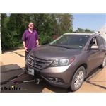 Brake Buddy Stealth Supplemental Braking System Installation - 2014 Honda CR-V