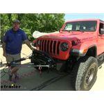 Brake Buddy Stealth Supplemental Braking System Installation - 2020 Jeep Wrangler Unlimited