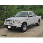 Trailer Brake Controller Installation - 2011 Ford Ranger