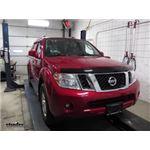 Trailer Brake Controller Installation - 2011 Nissan Pathfinder