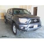 Trailer Brake Controller Installation - 2012 Toyota Tacoma