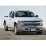 Trailer Brake Controller Installation - 2013 Chevrolet Silverado