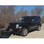 Roadmaster Stop Light Switch Kit Installation - 2012 Jeep Liberty