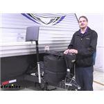 Bright Way Deep Cycle RV or Golf Cart Battery Installation - 2017 CrossRoads Z-1 Travel Trailer
