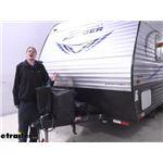 Bright Way Deep Cycle RV or Golf Cart Battery Installation - 2017 CrossRoads Zinger Travel Trailer