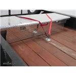 Brophy D-Ring Tie Down Anchor with Backing Plate Installation