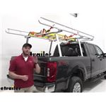 Buyers Products Ladder Racks Review - 2020 Ford F-250 Super Duty