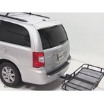 Surco Folding Hitch Cargo Carrier Review - 2012 Chrysler Town and Country