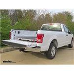 CargoGlide 1000 Sliding Tray for Trucks Installation - 2016 Ford F-150