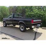 Carr Custom-Fit Side Steps Installation - 1994 Ford F-250