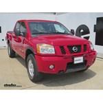 Carr Light Wing Off-Road Light Mounting System Installation - 2010 Nissan Titan