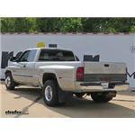 Carr Custom-Fit Side Steps Installation - 2001 Dodge Ram Pickup
