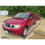 CIPA Clamp on Universal Fit Towing Mirror Installation - 2013 Nissan Frontier