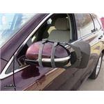 CIPA Clamp On Universal Fit Towing Mirror Installation - 2016 Kia Sorento
