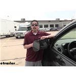 CIPA Clip-on Towing Mirror Installation - 2020 Nissan Pathfinder