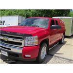 CIPA Custom Towing Mirrors Installation - 2010 Chevrolet Silverado