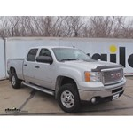 CIPA Custom Towing Mirrors Installation - 2011 GMC Sierra