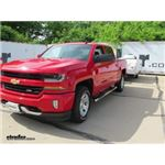 CIPA Slip On Custom Towing Mirrors Installation - 2017 Chevrolet Silverado 1500