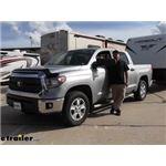 CIPA Custom Towing Mirrors Installation - 2018 Toyota Tundra