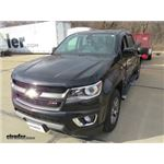 CIPA Deluxe Door Mount Mirror Installation - 2016 Chevrolet Colorado
