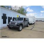 CIPA Deluxe Door Mount Mirror Installation - 2015 Jeep Wrangler Unlimited