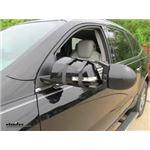 CIPA Dual-View Clip-on Towing Mirror Installation - 2017 Chevrolet Traverse