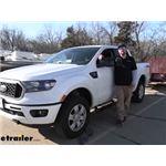 CIPA Clip-on Towing Mirror Installation - 2020 Ford Ranger