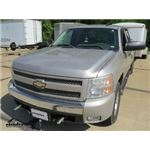 CIPA Custom Towing Mirrors Installation - 2008 Chevrolet Silverado