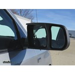 CIPA Custom Towing Mirrors Installation - 2008 Toyota Tundra