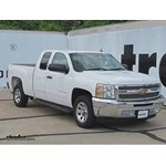 CIPA Custom Towing Mirrors Installation - 2012 Chevrolet Silverado