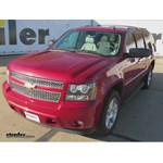 CIPA Custom Towing Mirrors Installation - 2013 Chevrolet Suburban