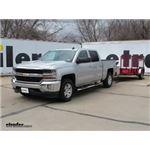 CIPA Slip On Custom Towing Mirrors Review - 2016 Chevrolet Silverado 1500