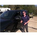 CIPA Clip-on Towing Mirror Installation - 2018 Ford Expedition