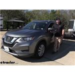 CIPA Strap On Universal Fit Towing Mirror Installation - 2018 Nissan Rogue