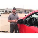 CIPA Slip On Custom Towing Mirrors Review - 2019 Ford F-150