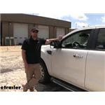 CIPA Clip-on Towing Mirror Installation - 2019 Ford Ranger