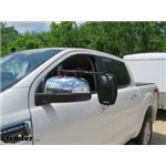 CIPA Clamp On Towing Mirror Installation - 2019 Ford Ranger